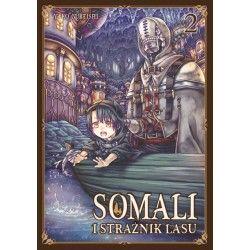 SOMALI I STRAŻNIK LASU tom 2