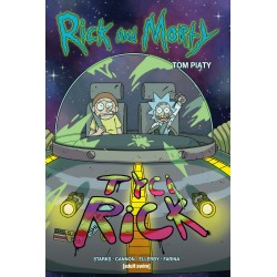 RICK I MORTY tom 5