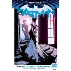 DC ODRODZENIE BATMAN tom 6...