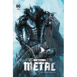BATMAN METAL tom 3 Mroczny...