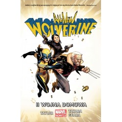 ALL-NEW WOLVERINE tom 2 II...