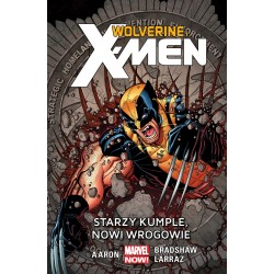 WOLVERINE I X-MEN tom 4...