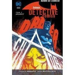 BATMAN DETECTIVE COMICS tom 7