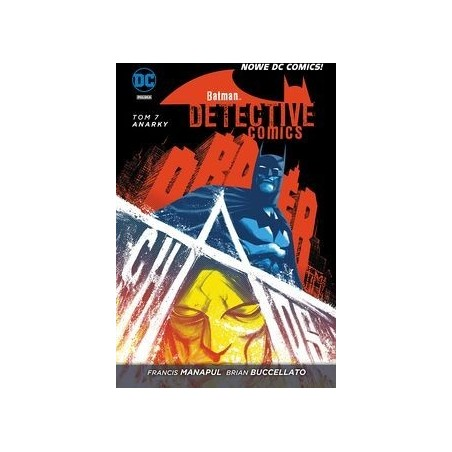 BATMAN DETECTIVE COMICS tom 7