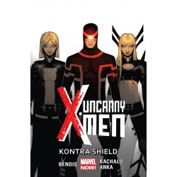 UNCANNY X-MEN tom 4 Kontra...