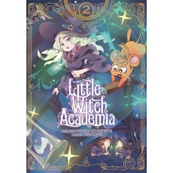 LITTLE WITCH ACADEMIA tom 2