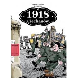 1918 CIECHANÓW (okładka...