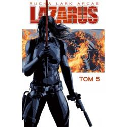 LAZARUS tom 5
