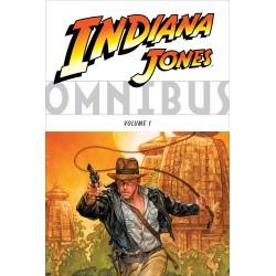 INDIANA JONES OMNIBUS Vol 1