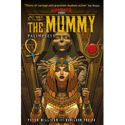 THE MUMMY Palimpsest