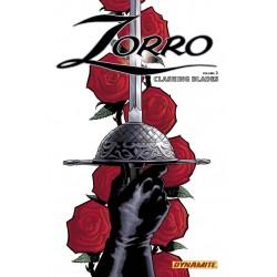 ZORRO Vol 2 Clashing Blades
