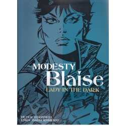 MODESTY BLAISE Lady in the...