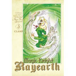 MAGIC KNIGHT RAYEARTH tom 3
