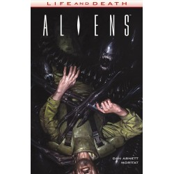 LIFE AND DEATH tom 3 Aliens