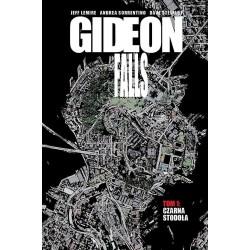 GIDEON FALLS tom 1 Czarna...