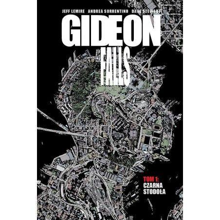 GIDEON FALLS tom 1 Czarna stodoła