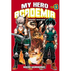 MY HERO ACADEMIA (AKADEMIA...
