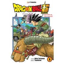 DRAGON BALL SUPER tom 6