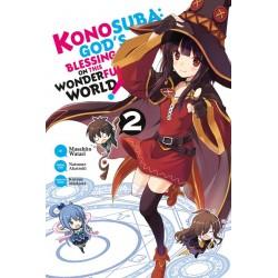 KONOSUBA: God's Blessing on...