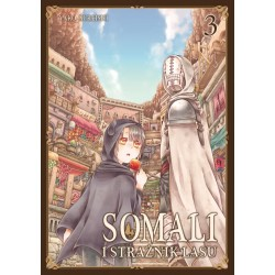 SOMALI I STRAŻNIK LASU tom 3