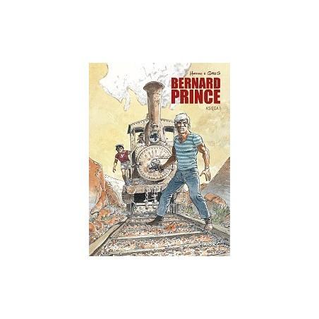 BERNARD PRINCE tom 1 Wydanie zbiorcze