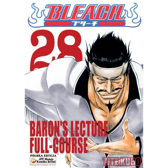 BLEACH tom 28