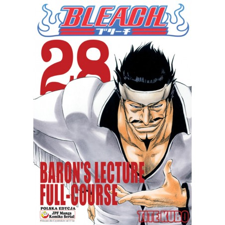 BLEACH tom 28
