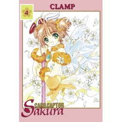 CARD CAPTOR SAKURA tom 4