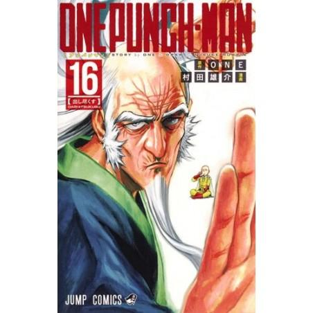 ONE-PUNCH MAN tom 16
