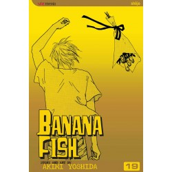 BANANA FISH tom 19