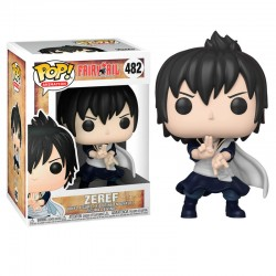 POP figure Fairy Tail Zeref...