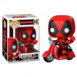 POP figure Marvel Deadpool...