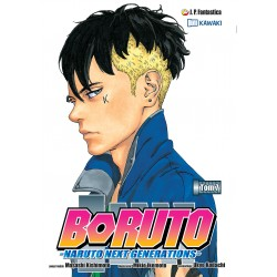 BORUTO tom 7