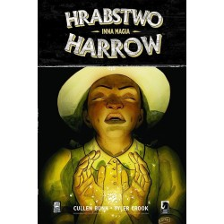 HRABSTWO HARROW tom 6 Inna...