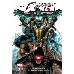 ASTONISHING X-MEN tom 3