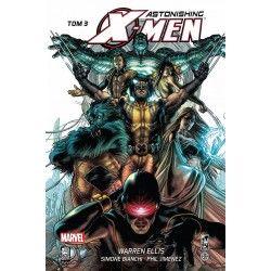 ASTONISHING X-MEN tom 3