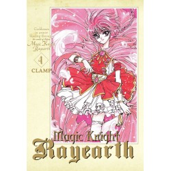 MAGIC KNIGHT RAYEARTH tom 4