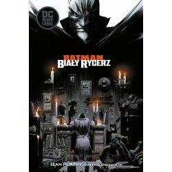 DC BLACK LABEL Batman biały...