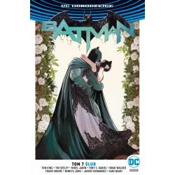 DC ODRODZENIE BATMAN tom 7...