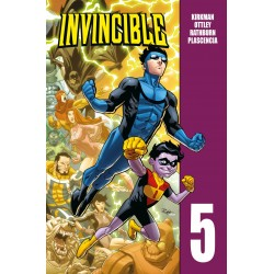 INVINCIBLE tom 5