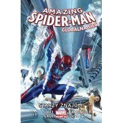 AMAZING SPIDER-MAN GLOBALNA...