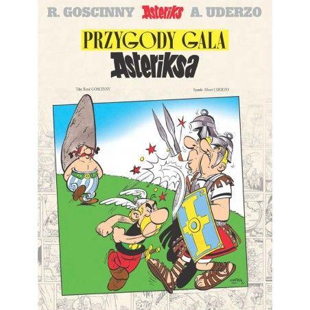 ASTERIKS Przygody Gala Asteriksa Wydanie jubileuszowe