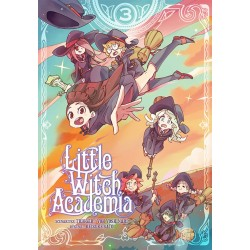 LITTLE WITCH ACADEMIA tom 3