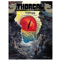 THORGAL LOUVE tom 7 Nidhogg...