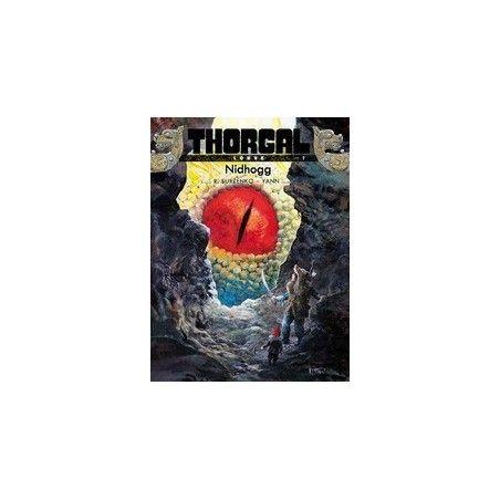 THORGAL LOUVE tom 7 Nidhogg (oprawa miękka)