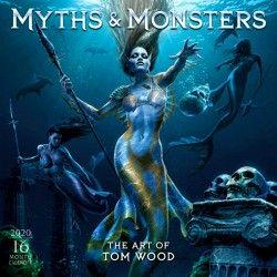 KALENDARZ MYTHS & MONSTERS...