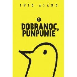 DOBRANOC PUNPUNIE tom 1