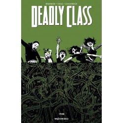 DEADLY CLASS tom 3 Wężowisko