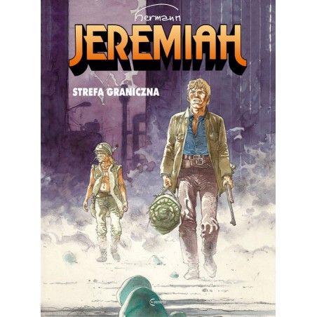 JEREMIAH tom 19 Strefa graniczna