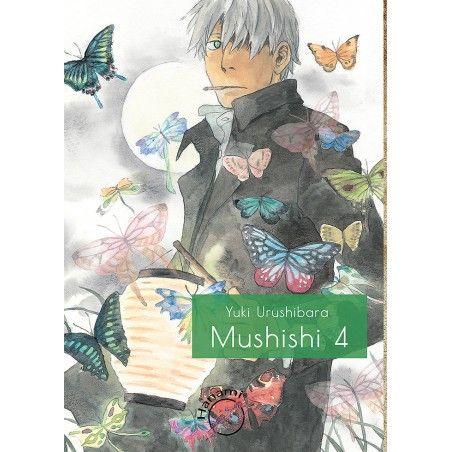 MUSHISHI tom 4